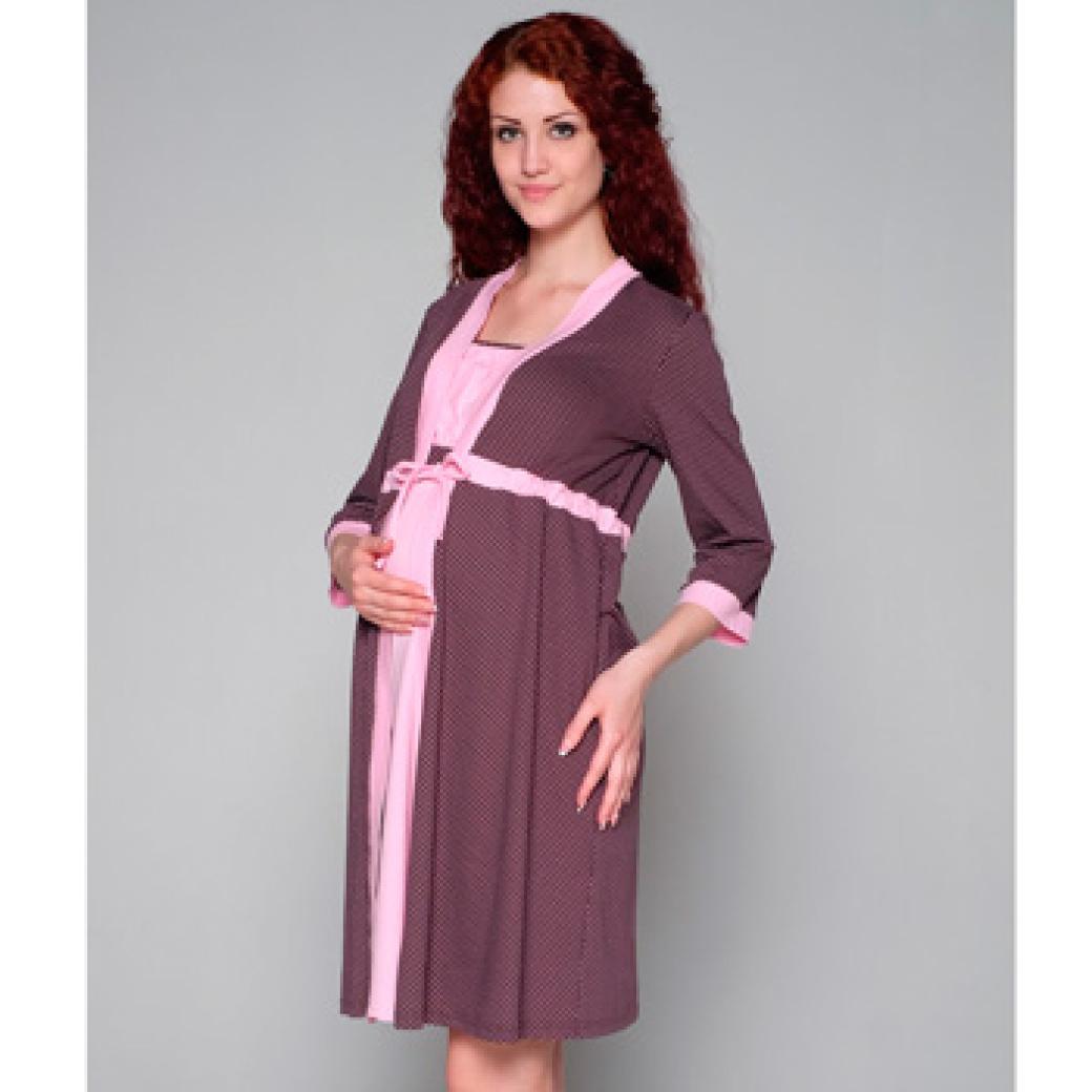 b910ae871527 Купить Комплект для беременных и кормящих ФЭСТ, коричневый ...