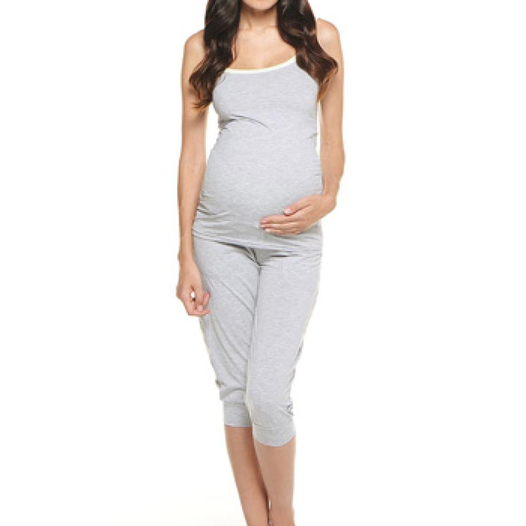 Купить Пижама Пилатес для беременных и кормящих мам, Мамин Дом ... 4d97039ff8f