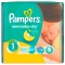 Подгузники, Pampers New Baby newborn, 2-5 кг., 27 шт.